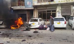 چمن: موٹرسائیکل میں نصب بم دھماکے سے ایک شخص جاں بحق