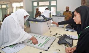 بیرون ملک مقیم پاکستانیوں کا ووٹ: ای ووٹنگ پر ٹاسک فورس کے تحفظات