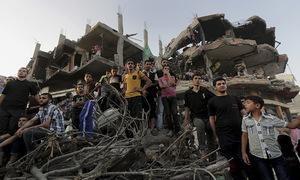 غزہ کی صورتحال پر اسرائیلی وزیراعظم اور مصری صدر کی ملاقات