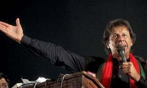 Imran Khan: Rebel without a pause