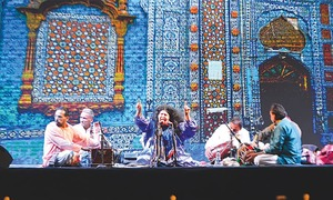 Abida Parveen enthrals with her soulful repertoire