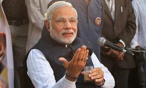 Modi softens rhetoric, calls for embracing Kashmiris