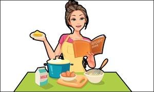کھانا نہ پکانے کی ترکیبیں