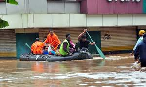 106 die in Kerala floods as Indian state faces 'extremely grave' crisis