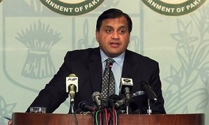 FO rejects charges Pakistanis aided Taliban in Ghazni