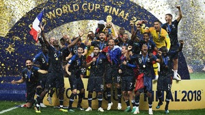 World Cup winners France top FIFA rankings, Germany 15th