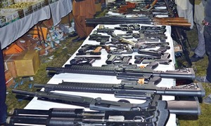 Amnesty concerned over weapons supply to rights violators