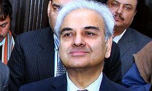 Interim premier, cabinet denotified following Imran Khan's swearing in