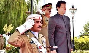 ماضی کی یادوں سے خان صاحب کے حلف لینے تک کی داستان