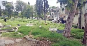 Mansehra graveyard plan caught up in dispute