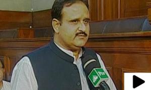 تحریک انصاف کے عثمان احمد بزدار پنجاب کے وزیرِاعلیٰ بن گئے