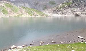 Baram Khan Lake of Shangla a fine tourist destination