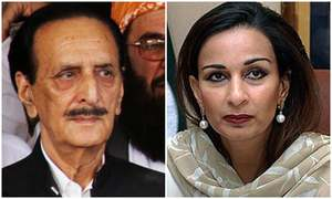 PML-N's Raja Zafarul Haq replaces Sherry Rehman as leader of the opposition in Senate
