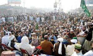 TLP to march towards Islamabad against blasphemous cartoon competition in Netherlands