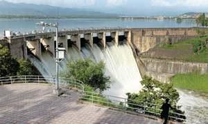 ملک میں بارشوں کے بعد پانی کے ذخائر میں بہتری