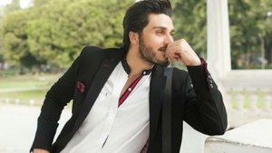 My character in Alif is sort of inspired by Rumi, says Ahsan Khan