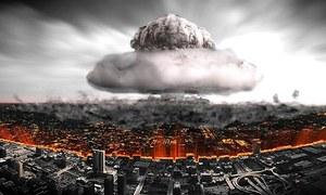 دنیا کو پر امن بنانے کیلئے ایٹمی ہتھیاروں کو تلف کرنا ناگزیر