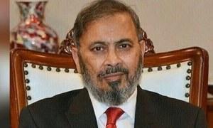 نیشنل بینک کے صدر سعید احمد کی معطلی کا نوٹیفکیشن جاری