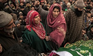 How violence is affecting India-held Kashmir's women