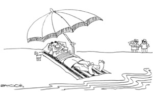 Cartoon: 31 August, 2018