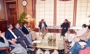 وزیراعظم سے ایم کیو ایم کے وفد کی ملاقات، کراچی کو فنڈز فراہم کرنے کی یقین دہانی