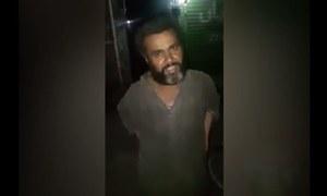 مظفر گڑھ کے بھکاری کا ڈیم فنڈ میں 10 ہزار عطیہ دینے کا اعلان