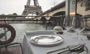 Boat cuisine: super chef Ducasse takes to the water