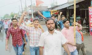 SOCIETY: INDIA'S ANGRY YOUNG MEN