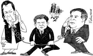 Cartoon: 1 September, 2018