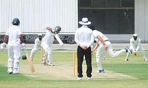Umar, Sami, Rohail hog limelight in early play