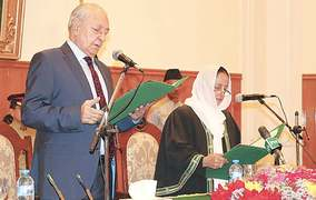 Tahira Safdar becomes first woman CJ of any high court