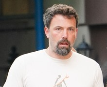 WIDE ANGLE: AFFLECK'S ADDICTION