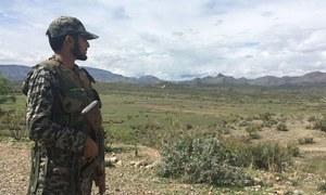کرم ایجنسی: افغانستان سے دہشت گردوں کا حملہ، ایف سی اہلکار شہید
