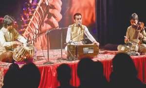 Bright future of Pakistani music