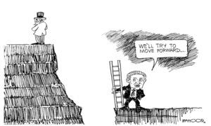 Cartoon: 4 September, 2018