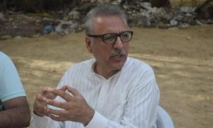 عارف علوی ایک بہت اچھے انسان ہیں، اہلیہ