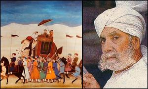 پاکستانی مصوری کی تاریخ، منی ایچر آرٹ اور حاجی محمد شریف