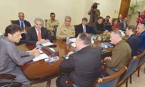 Pakistan, US agree to make fresh start