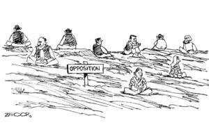 Cartoon: 6 September, 2018