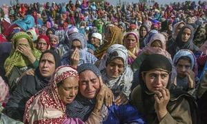 مسئلہ کشمیر کو بھرپور طریقے سے اٹھانے کیلئے دفتر خارجہ کو ہدایات