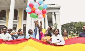 India's top court legalises same-sex relations