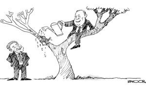 Cartoon: 7 September, 2018