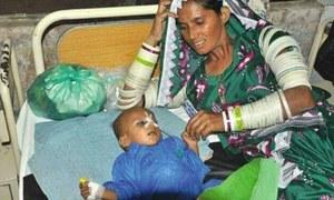تھر: غذائی قلت، وائرل انفیکشن سے مزید 7 بچے جاں بحق