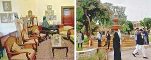 Sindh Governor House opens its doors to public for the first time