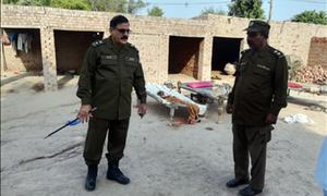 Hafizabad man murders daughter, son-in-law and grandsons over 'honour': police