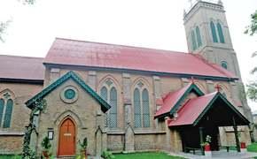 Holy Trinity Church remains the main church in Murree