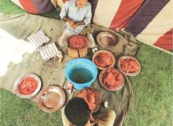 CUISINE: A FEAST FOR KINGS (AND QUEENS)