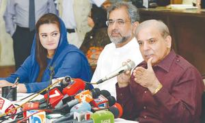 Shahbaz wants PM to deliver on rigging probe promise