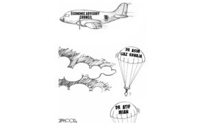 Cartoon: 9 September, 2018