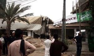 اسلام آباد میں ڈیڑھ درجن غیر قانونی بڑی عمارتیں مسمار